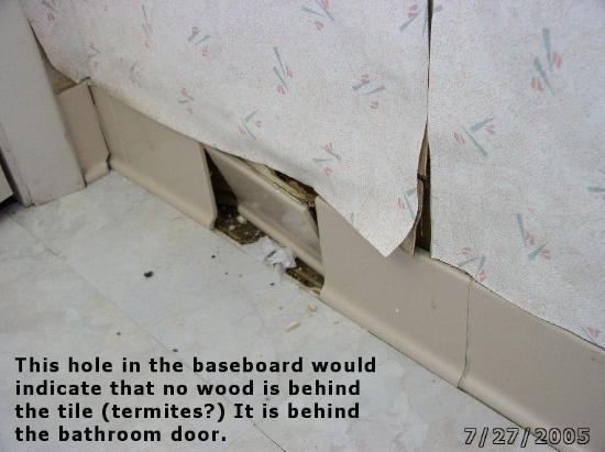 سوبر 8 سانت أوغسطين بيتش: bathroom 'outside' wall
