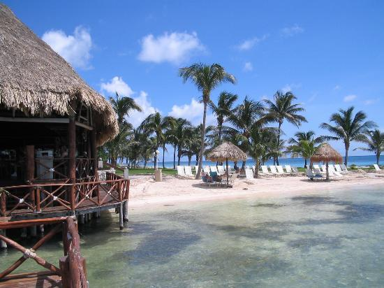 Club Med Cancun Yucatan : La Palapa 2nd Restaurant