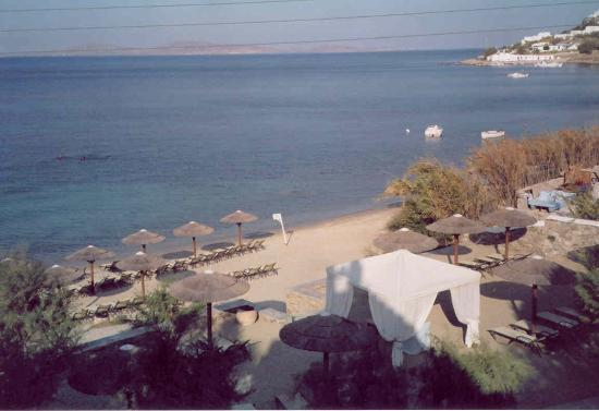 Mykonos Grand Hotel Resort Beach