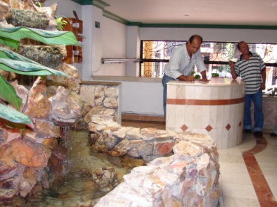 Cali Plaza Hotel: Cali Plaza Reception?Lobby
