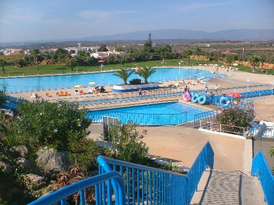 Hotel Paraíso de Albufeira: slide n splash