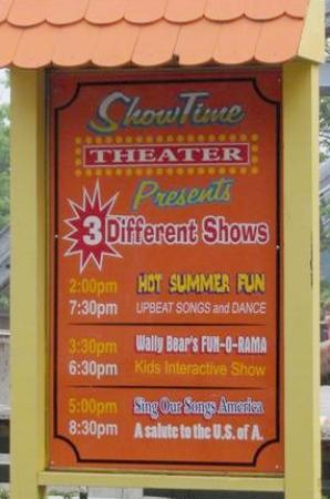 Erie, PA: 2005 ShowTime Theater Events