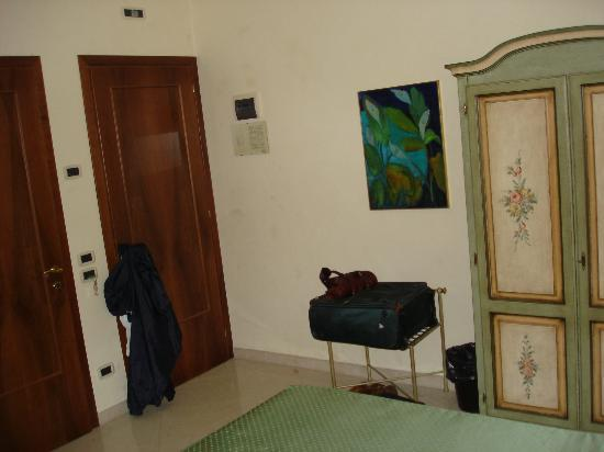 La Locandiera: Our room