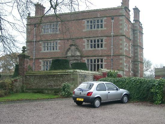 Soulton Hall: the hall