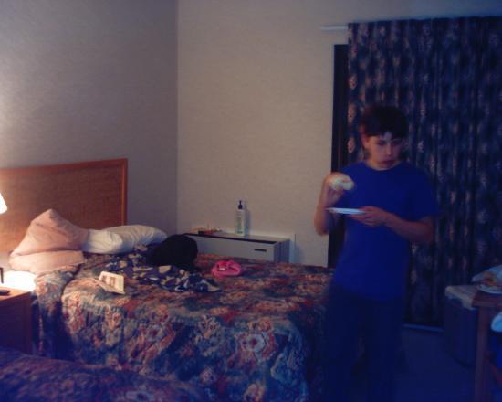 Comfort Inn : Cozy Room