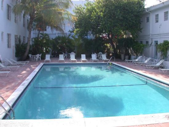 Tropics Pool In South Beach Picture