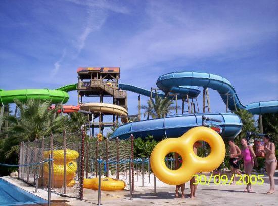 Hotel-Aparthotel Dorada Palace: costa caribe water park