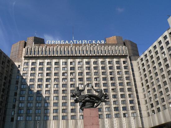 ปาร์คอินน์ พรีบัลติย์สกายา เซนต์ปีเตอร์สเบิร์ก: This is one big hotel