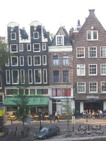 Amsterdam Escape: Another view from loft window