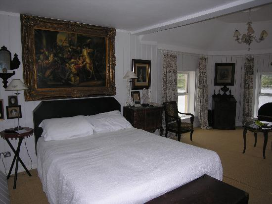The Quay House: Napoleon Room