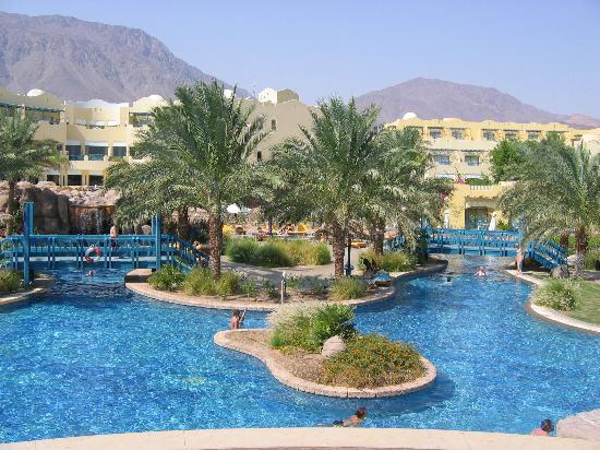 Sofitel Taba Heights: Marriots pool