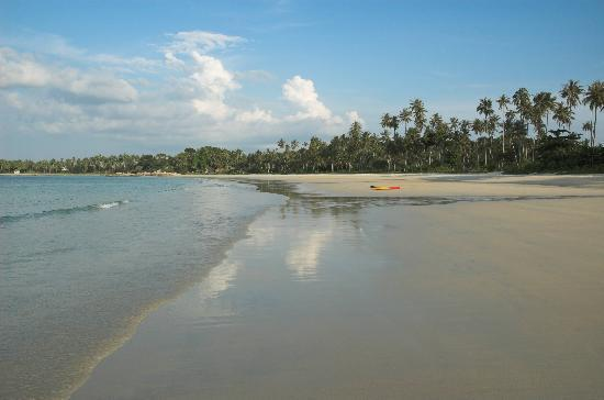 Angsana Bintan: The beach