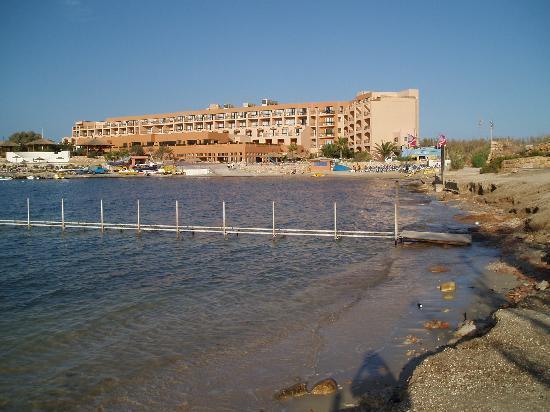 Ramla Bay Resort: View of hotel.