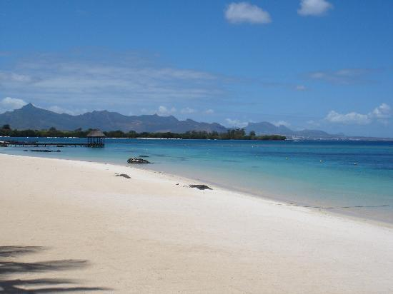 The Oberoi, Mauritius: the beach