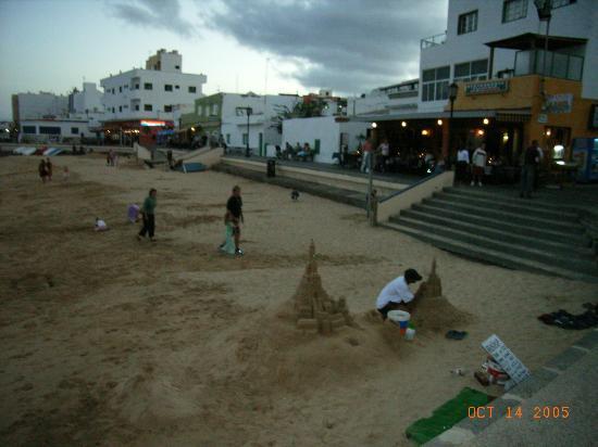 Hotel  Dunas Club: Harbour beach