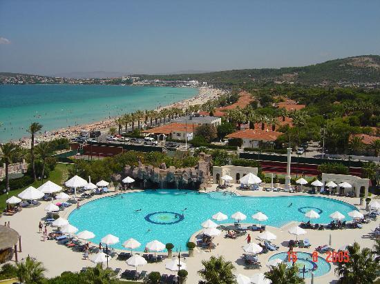 Foto de Sheraton Cesme Hotel Resort & Spa