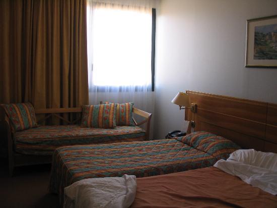 Aquabella Hotel: Room View 1