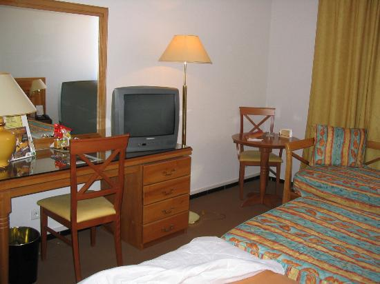 Aquabella Hotel: Room View 2