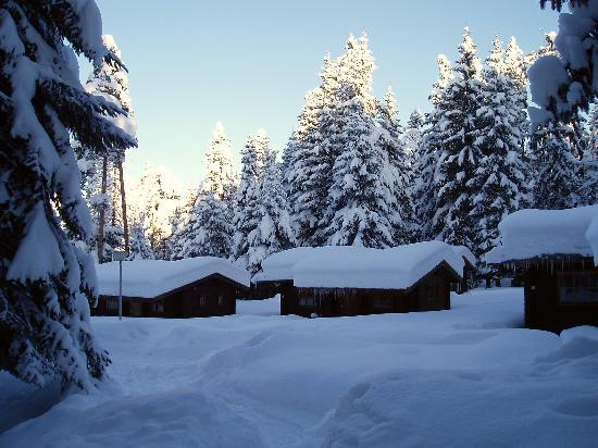 Borovets, Bulgarie : Yagoda Villiage