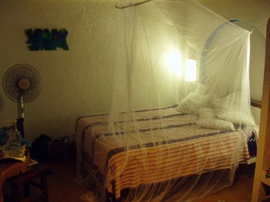Casa Terra Cotta : bed