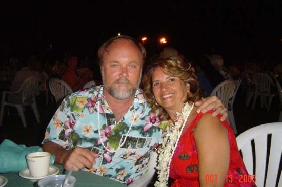 Maui Schooner Resort: at the Luau