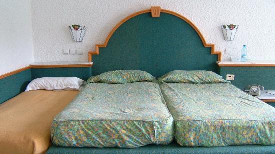 Hôtel Kanta: Room 26