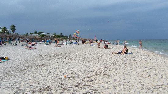 Hotel Kanta: Kanta's private beach