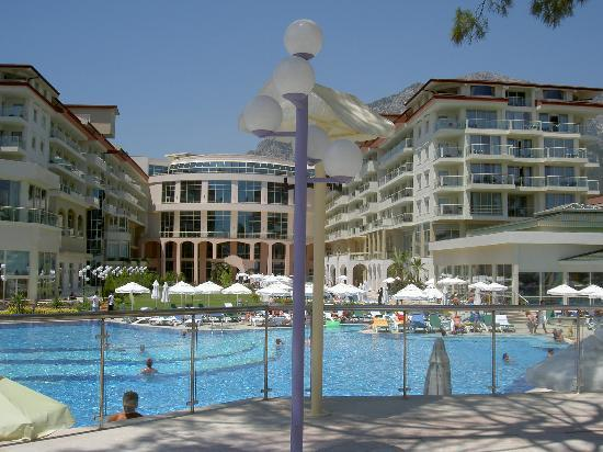 Barut Kemer: Hotel