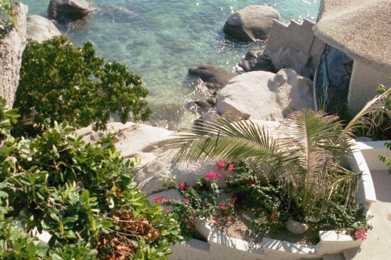 Jamahkiri Resort & Spa: View from Jamahkiri Balcony