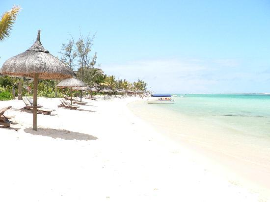 Heritage Awali Golf & Spa Resort: beach at the Heritage