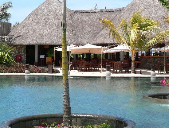 Heritage Awali Golf & Spa Resort: One of the restaurants at the Heritage
