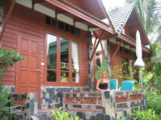 Palm Island Hotel: sea view cottage