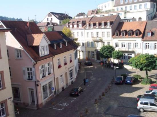 Hotel Am Markt: view from the room