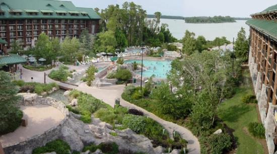 Disney's Wilderness Lodge Photo
