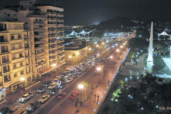 Guayaquil, Ecuador: Salinas