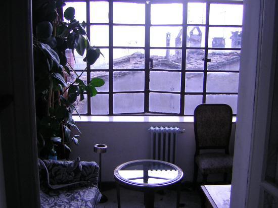 Anna Hotel: sitting room