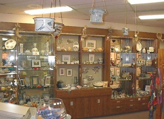 Реджайна, Канада: Wascana Gift Shop