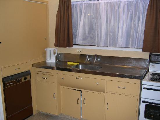 Apple Stay Inn : kitchen