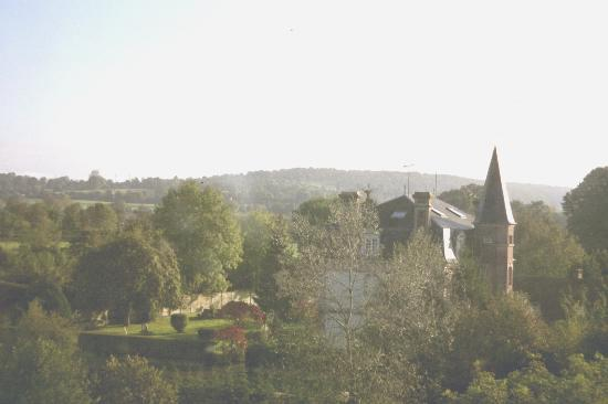 Saint-Martin-aux-Chartrains, Francia: View from room