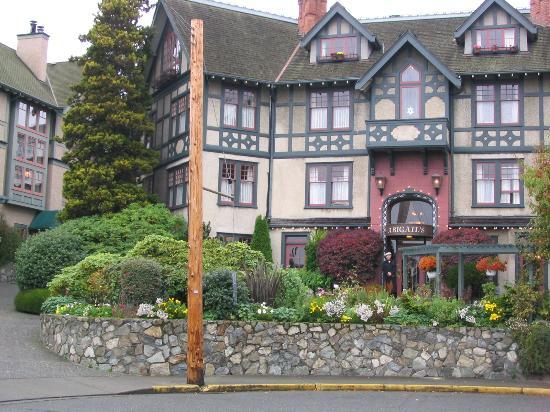 Abigail's Hotel : Abigail's Exterior