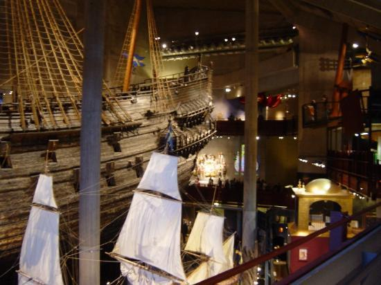 Hotel Diplomat: Vasa Museum - 10 minute walk from the hotel