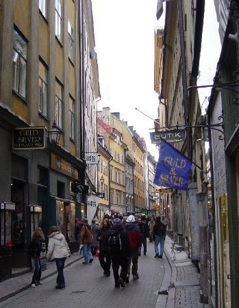 Hotel Diplomat: Gamla Stan - the Old Town