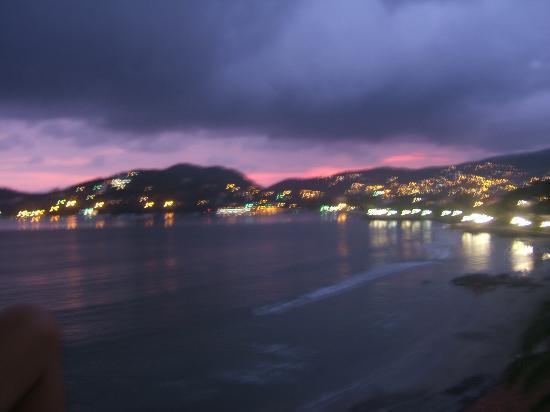 La Quinta de Don Andres: My night view from balcony