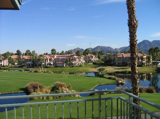 Marriott's Desert Springs Villas II: Our room view