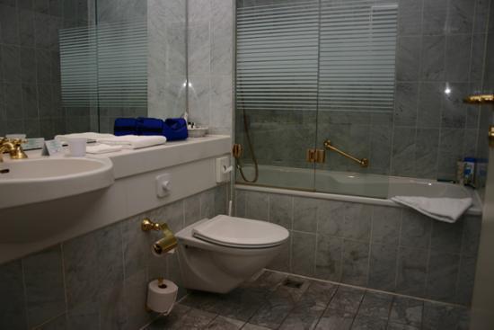 Hotel Halm Konstanz: Bathroom