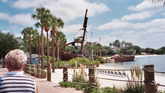 Disney's Beach Club Resort: Beach Club resort