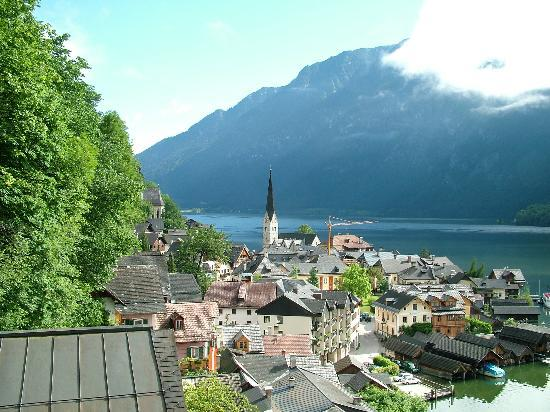 001-View of Hallstatt-June 2004