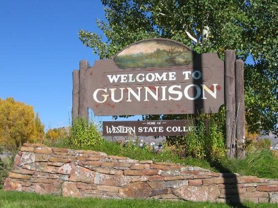 ‪‪Gunnison‬, ‪Colorado‬: Welcome to Gunnison‬