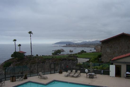View From Room Picture Of Shore Cliff Hotel Pismo Beach