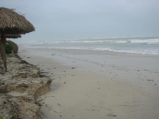 "Iberostar Varadero : Beach-side after ""Wilma"" left!"